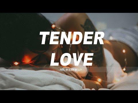 """90s R&B Instrumental X """"Tender Love""""  - Old Skool Bruno Mars Type R&B Beats 2018"""