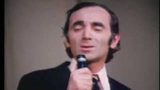 Charles Aznavour - Paris au mois d