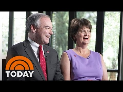 Tim Kaine: I Support Public Release Of FBI's Notes On Hillary Clinton's Emails (Full) | TODAY