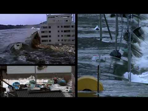 全球災難現場直擊03:福島核災 - 日本311大地震 海嘯來臨時珍貴畫面