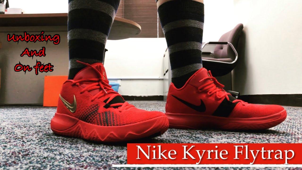 Nike Kyrie Flytrap University Red