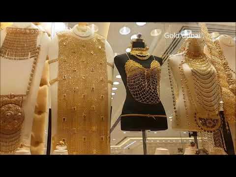 #StrangeParts #MarketAdventures #Dubai Gold souk The World's LARGEST Gold Market – in Dubai