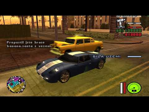 UPDATE s gangy / GTA SAN ANDREAS MULTIPLAYER