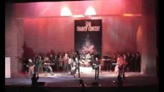 Almaty, SDU Charity Concert, 27.02.09.