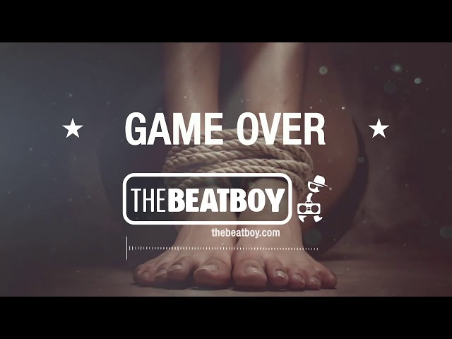 🔶GAME OVER🔶 - Hip hop Rap Soul Piano Emotional RnB Beat Instrumental (Prod: THEBEATBOY)