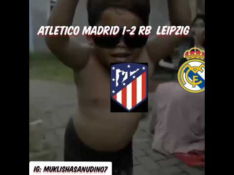 Meme Atletico Madrid Vs Rb Leipzig Youtube