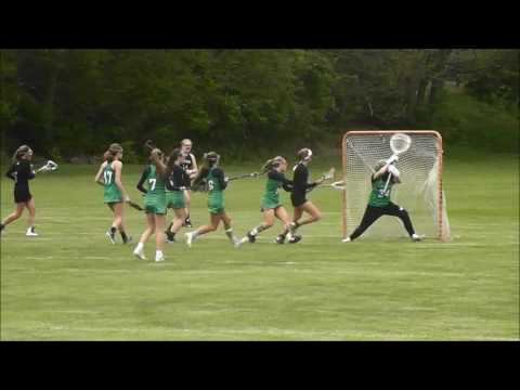 Emma Workman Stow Munroe Falls High School Junior Lacrosse Highlights 2017