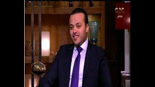 هنا العاصمة |  محمد جمال الجارحي لـ لميس الحديدي : الاهلي حديد وانا من عائلة اهلاوية