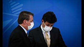 Bolsonaro diz que falta humildade a Mandetta