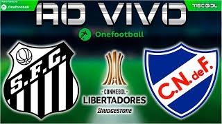 Santos 3x1 Nacional-URU | Avaí 1x0 Fluminense  | Libertadores + Copa do Brasil 2018 [NARRAÇÃO]