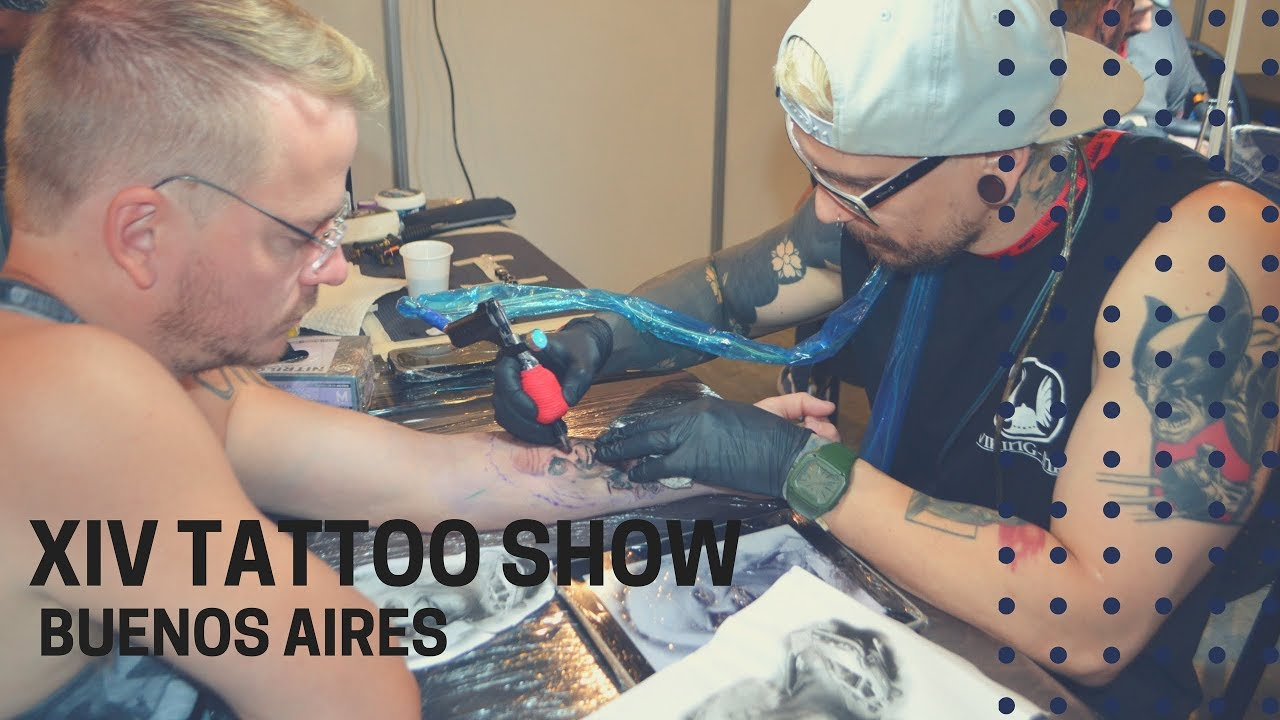 Tattoo Show Buenos Aires 2018 Youtube