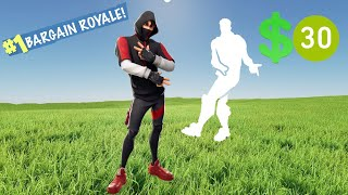 This $1000 Fortnite Skin cost me $30........