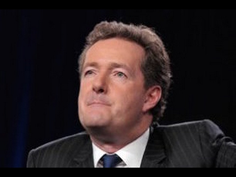 Piers Morgan - Trump's War On The Media