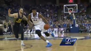 1-on-1: Justin Patton