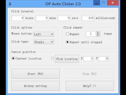 Auto Clikcer Nasıl İndirilir Ayarlanır / Türkce Anlatım / Auto Clicker