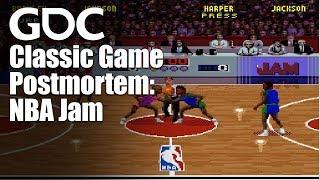 Classic Game Postmortem: NBA Jam