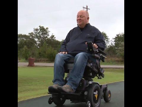 Oklahoma Officer Shot, Paralyzed 20 Years Ago Raising Money For New Equipment