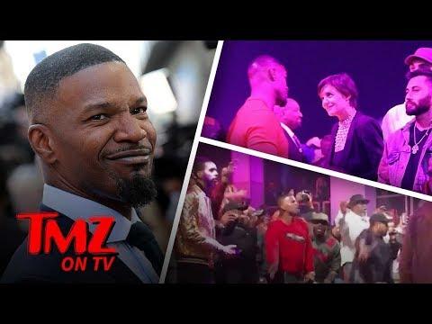Jamie Foxx Had A Huge 50th Birthday Party! | TMZ TV