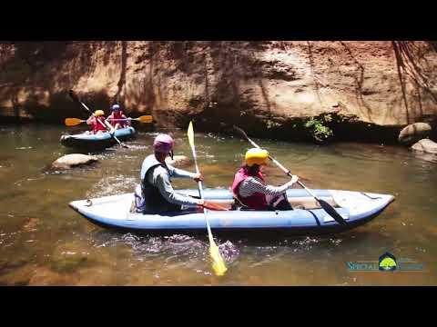 Rio Colorado River Rafting Trip – Class 2-3 Video