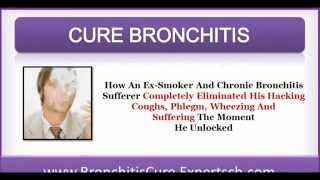 How Cure Bronchitis
