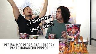 Makan Pedas Lagi? Harbanero Pepper + Ghost Pepper Challenge