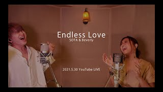 【Endless Love / SOTA & Beverly】Beverly Monthly YouTube LIVE #6 (archive)
