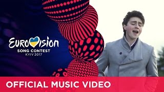 brendan murray dying to try ireland eurovision 2017 official music video