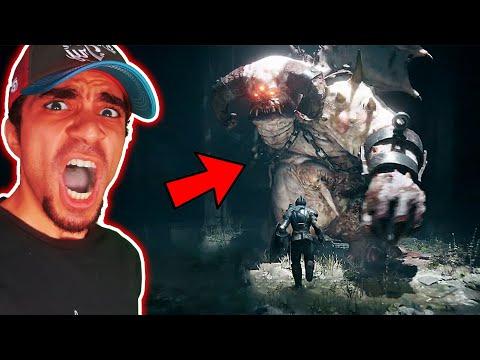 جربت اصعب لعبة على بلايستيشن 5 | Demon's Souls !!