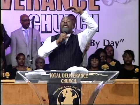 Bishop Marvin Winans & Tamela Mann Part 3