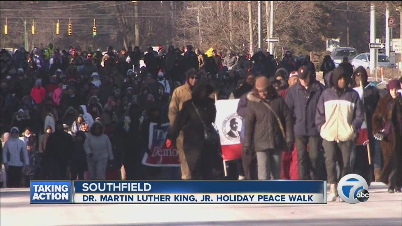 Martin Luther King Jr. Day celebrations in metro Detroit go virtual ...