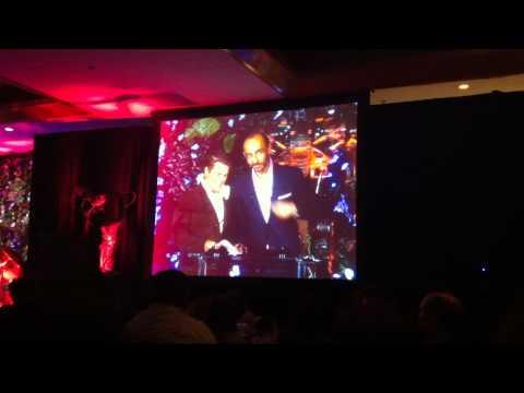 Saturn Awards 2010: Rod Roddenberry & Shaun Toub Presenting (Part 1)