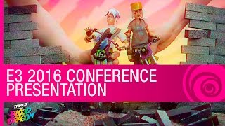 Trials of the Blood Dragon - E3 2016 Conference Presentation - Official [US]