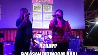 Download lagu Viral BALASAN DITINGGAL RABI by N2RAPP HipHop MP3