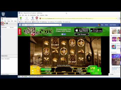 Wizard of Oz Slots: unlimited Free Spins.