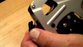 How to replace the ink roller in the Towa GL or Speedy Mark 4 price gun