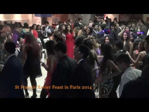 St Francis Xavier Feast in Paris 2014