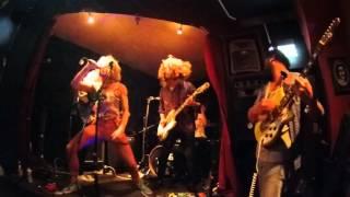 The Night Jars - Wheel - Live @ Mascara Bar, Stoke Newington 25/10/2015 (2 of 7)