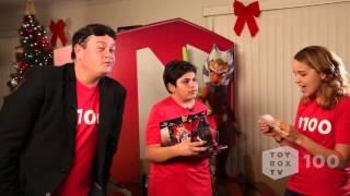 Toy box TV Episode 100 celebration