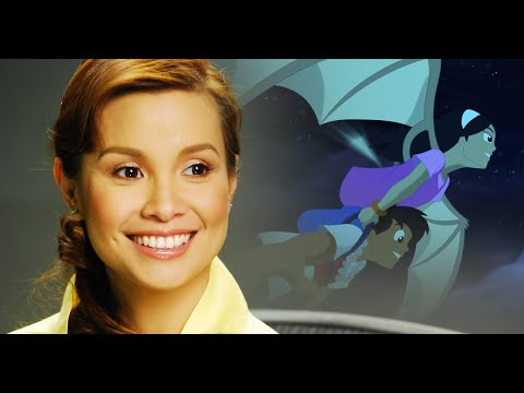 Music Video:  Lea Salonga sings Lipad