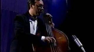 David Matthews, piano leads a small trio consisting Chip Jackson - ...
