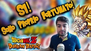SI!... SONO PROPRIO FORTUNATO, EVVAI.. - Dragon Ball Z: Dokkan Battle Summons/Pulls/Pack Opening ITA