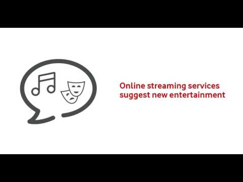 Big Data and its impact on society and business, powered by Vodafone