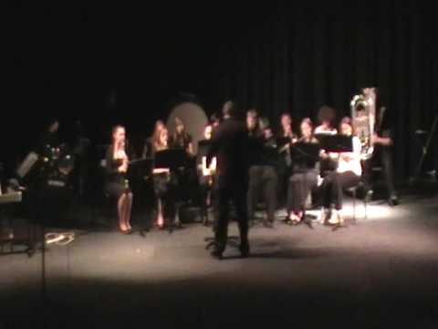 Coupeville High School Band Jubilance