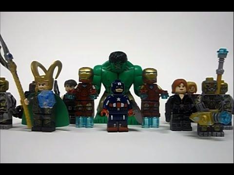 Lego минифигурки купить
