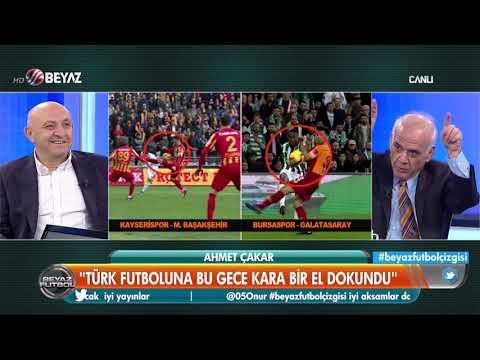 (T) Beyaz Futbol 17 Mart 2019