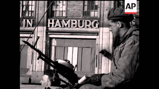 DESERT RATS AT HAMBURG - NO SOUND