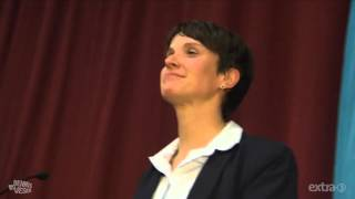 Frauke Petry goes Death Metal
