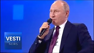 The Future is In Our Hands: Putin Stresses Need to Maintain Edge in Fields of Genetics and AI