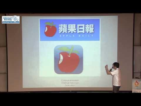 黃岳永@StartLab.HK 開幕禮, Startup Experience sharing