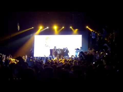 $uicideboy$ live spb (13.07.17) Soul doubt